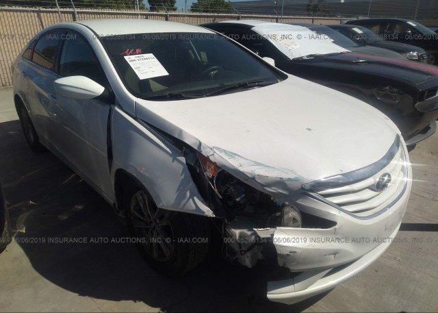 Inventory #524916647 2013 Hyundai SONATA