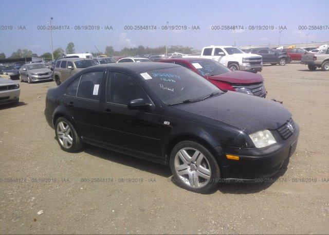 Inventory #661610434 2002 Volkswagen JETTA