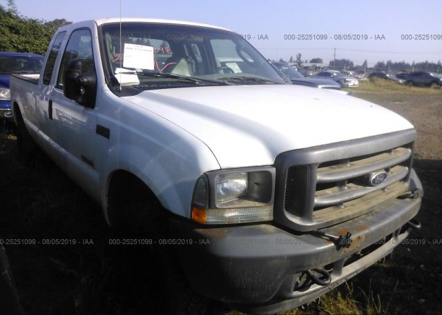 Inventory #952751638 2004 FORD F350