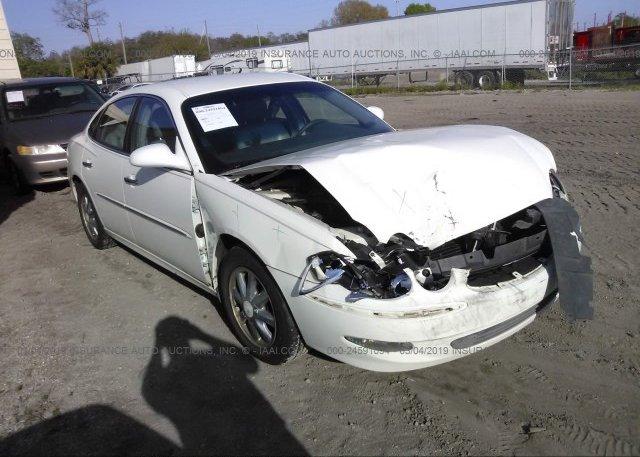 Inventory #271486000 2006 Buick LACROSSE