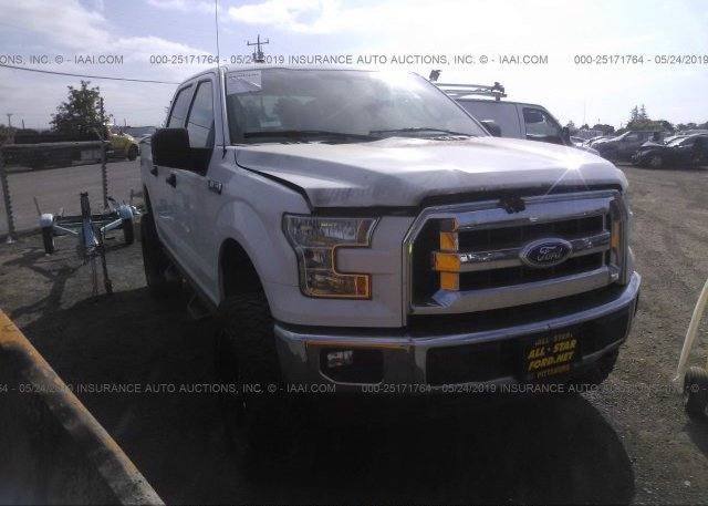 Inventory #713088531 2017 FORD F150