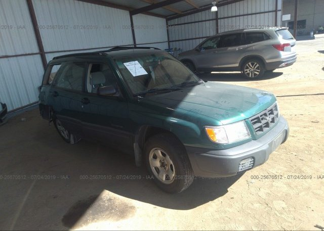 Inventory #113602198 2000 Subaru FORESTER