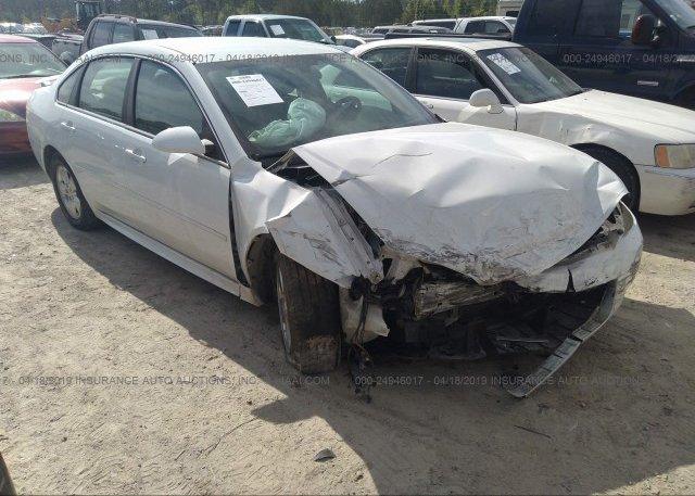 Inventory #819929708 2010 Chevrolet IMPALA