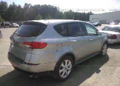 2006 Subaru B9 TRIBECA - 4S4WX85C364414670 rear view