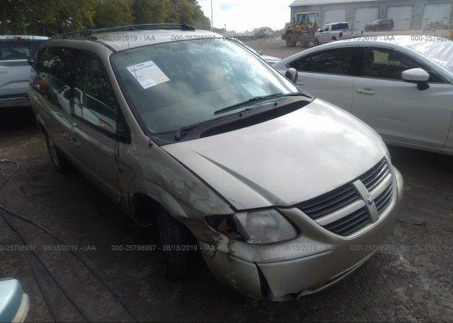 Inventory #847825715 2005 Dodge GRAND CARAVAN