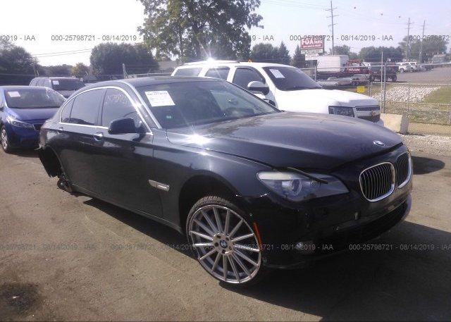 Inventory #595348421 2009 BMW 750