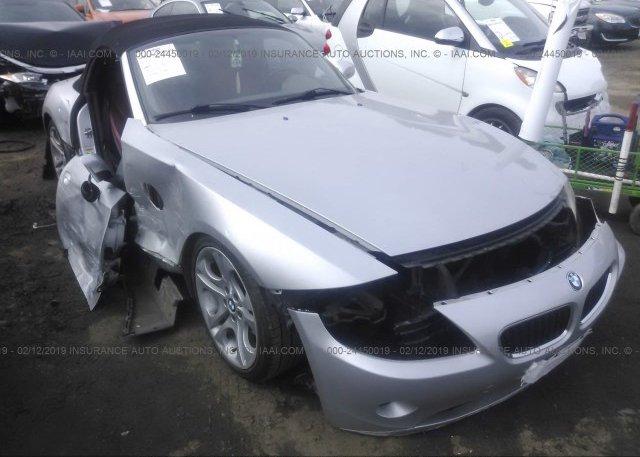 Inventory #990261800 2003 BMW Z4