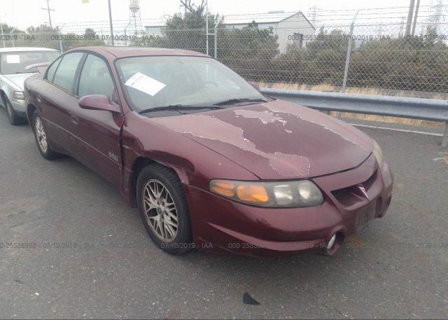 Inventory #588251620 2000 Pontiac BONNEVILLE