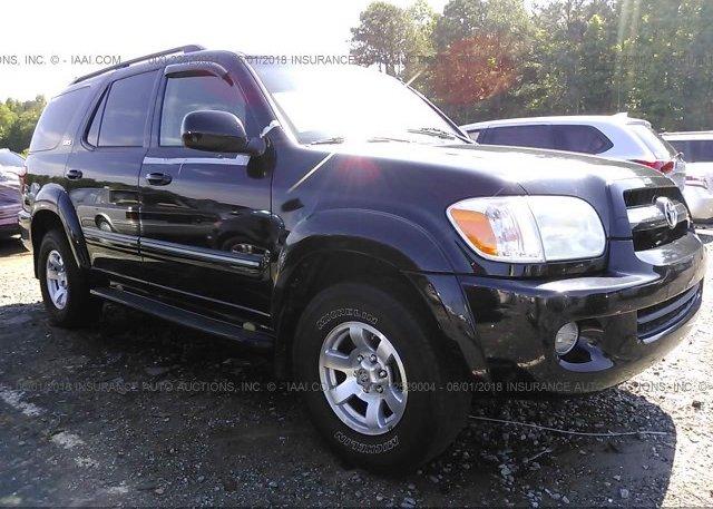 Inventory #623326733 2005 Toyota SEQUOIA
