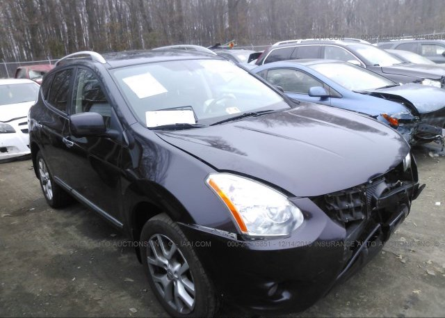 Inventory #700335027 2013 Nissan ROGUE