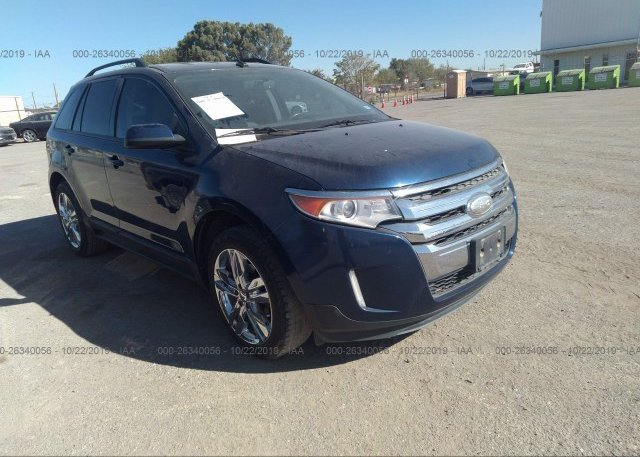 Inventory #239984505 2012 FORD EDGE