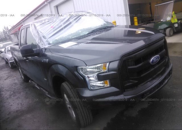Inventory #183669949 2015 FORD F150