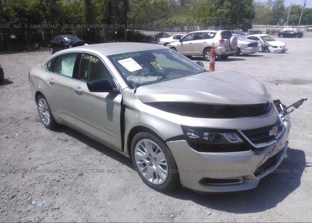 Inventory #926729293 2014 Chevrolet IMPALA
