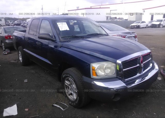 Inventory #287387019 2005 Dodge DAKOTA