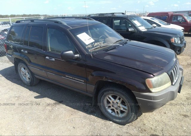 Inventory #394333343 2004 JEEP GRAND CHEROKEE