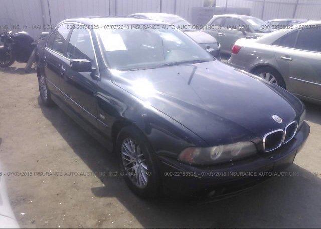 Inventory #218301667 2003 BMW 530