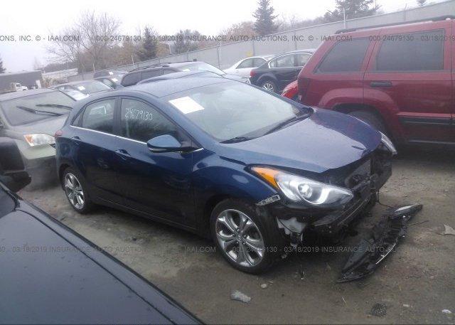 Inventory #336795040 2014 Hyundai ELANTRA GT