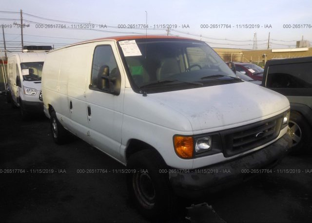 Inventory #621148591 2006 FORD ECONOLINE