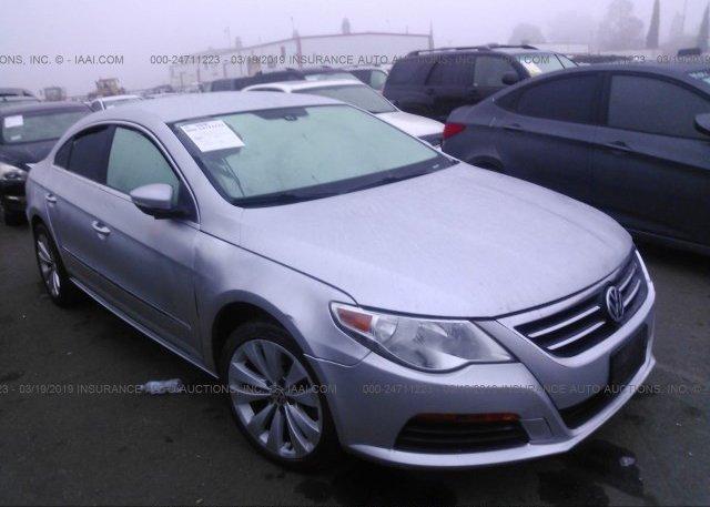 Inventory #258242843 2011 Volkswagen CC