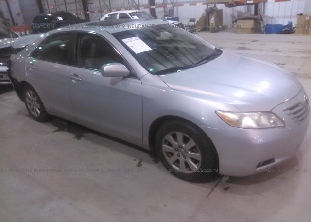Inventory #579228059 2007 Toyota CAMRY NEW GENERAT