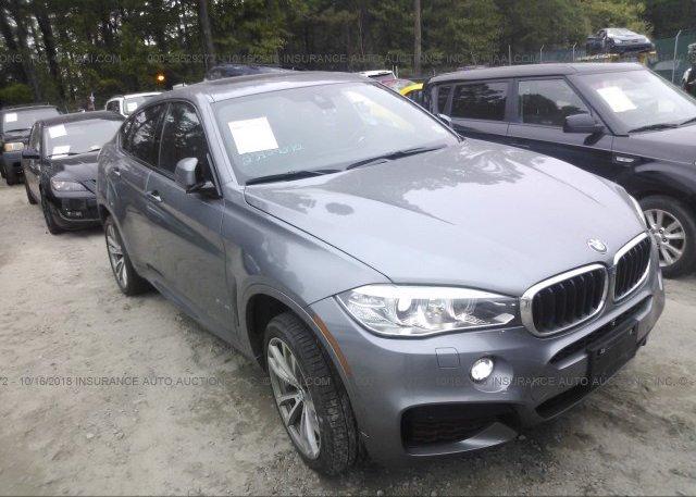 Inventory #244493729 2015 BMW X6