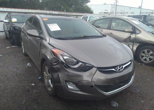 Inventory #793501623 2013 Hyundai ELANTRA