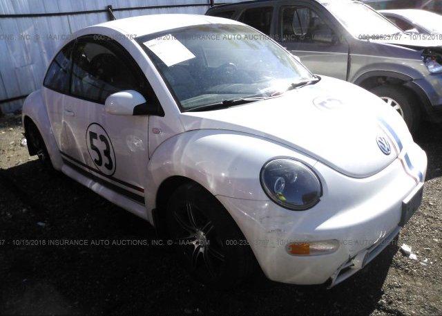 Inventory #980304062 2001 Volkswagen NEW BEETLE