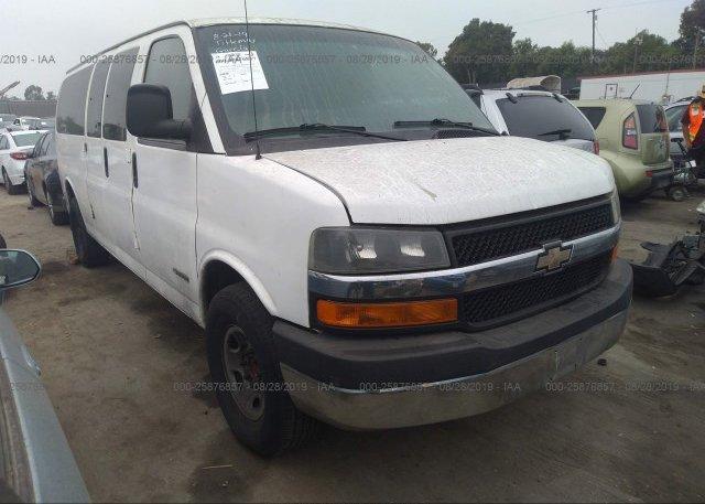 Inventory #579684759 2003 Chevrolet EXPRESS G3500