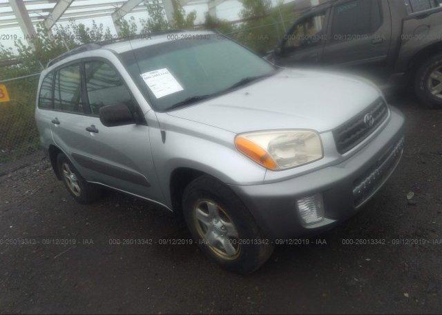 Inventory #866993239 2003 Toyota RAV4
