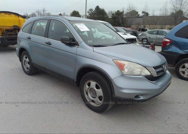 Inventory #510139945 2010 Honda CR-V