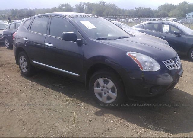 Jn8as5mv0dw655428 Clear Black Nissan Rogue At Colorado Springs Co