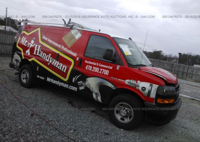Inventory #686766399 2018 Chevrolet EXPRESS G2500