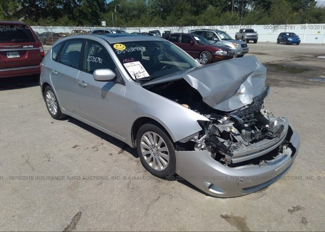 Inventory #449406457 2009 Subaru IMPREZA