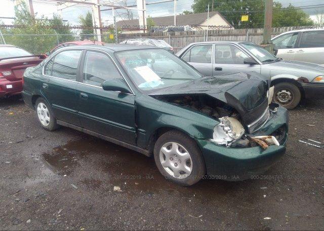 Inventory #711995811 1999 Honda CIVIC