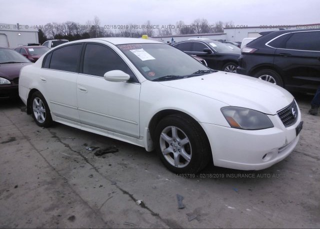 Inventory #799575831 2006 Nissan ALTIMA
