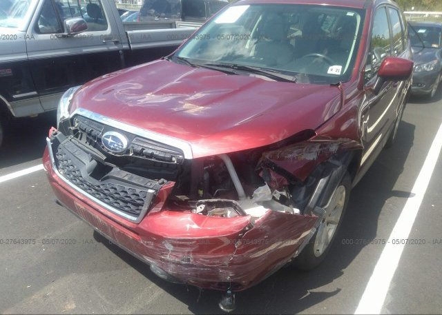 JF2SJAHC8GH562252 2016 Subaru FORESTER