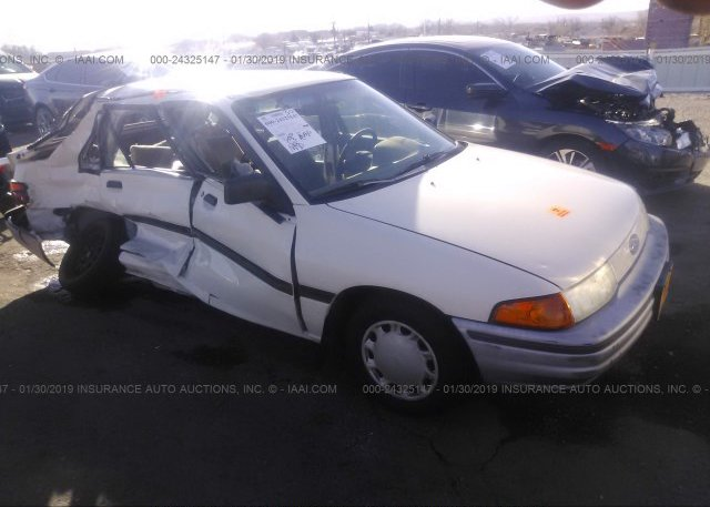 Inventory #732271212 1991 FORD ESCORT