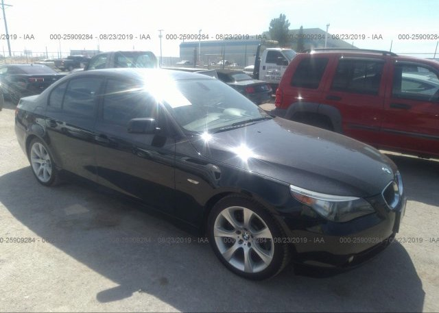 Inventory #619361877 2007 BMW 550