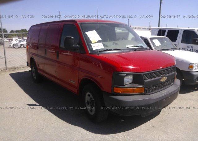 Inventory #396397776 2006 Chevrolet EXPRESS G3500