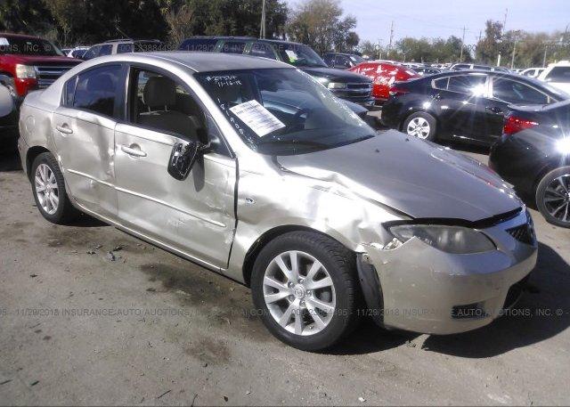 Inventory #774859794 2008 Mazda 3