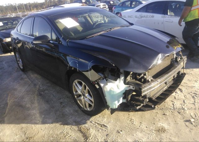 Inventory #909999897 2013 FORD FUSION