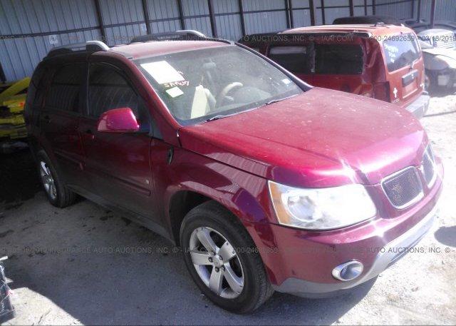 Inventory #161449691 2006 Pontiac TORRENT