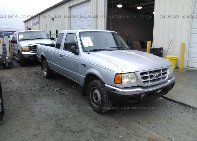 Inventory #612415473 2002 FORD RANGER