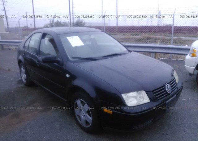 Inventory #363325447 2000 Volkswagen JETTA