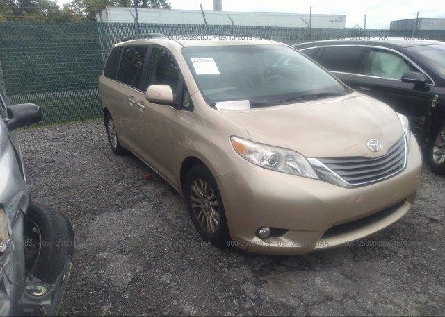 Inventory #289736998 2011 Toyota SIENNA
