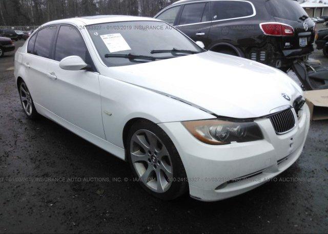 Inventory #768105122 2007 BMW 335
