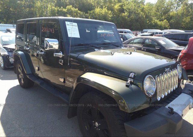 Inventory #682394751 2008 JEEP WRANGLER UNLIMITE