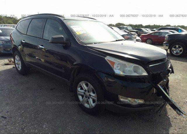 Inventory #391695977 2011 Chevrolet TRAVERSE