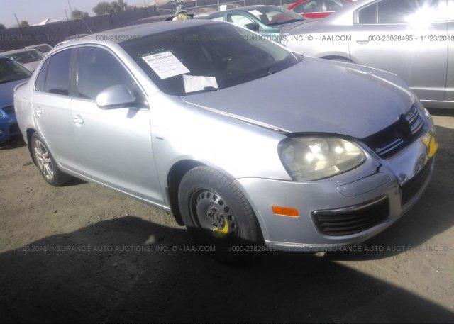 Inventory #842693041 2007 Volkswagen JETTA