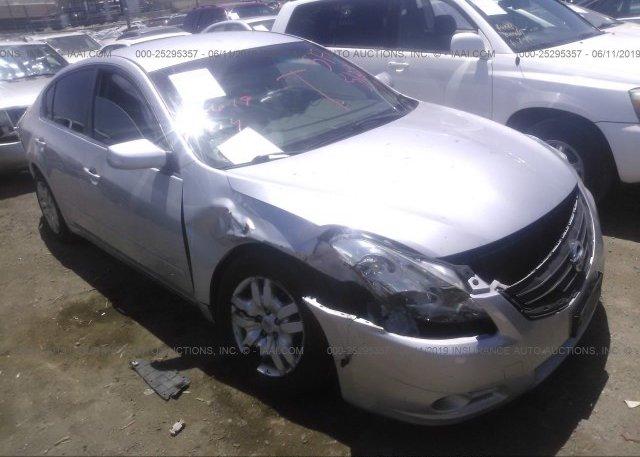 Inventory #278465771 2012 Nissan ALTIMA